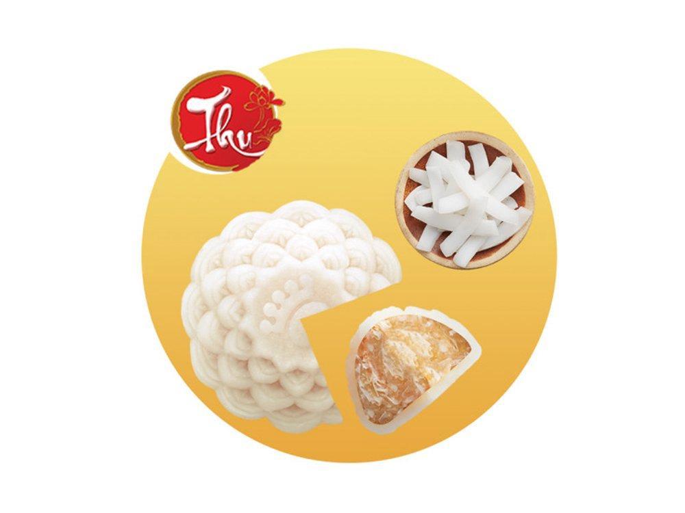 Bánh nướng Hạt sen 1 trứng 150g * Kinh Đô (51)