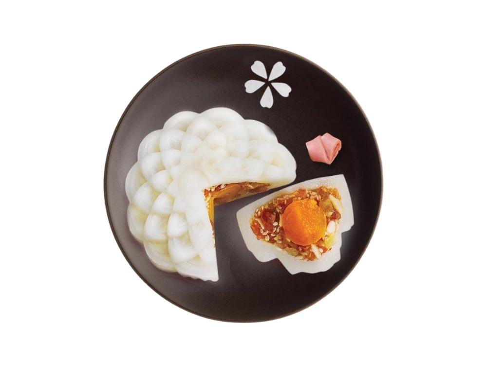 Bánh dẻo Thập cẩm 1 trứng 180g * Kinh Đô (91)