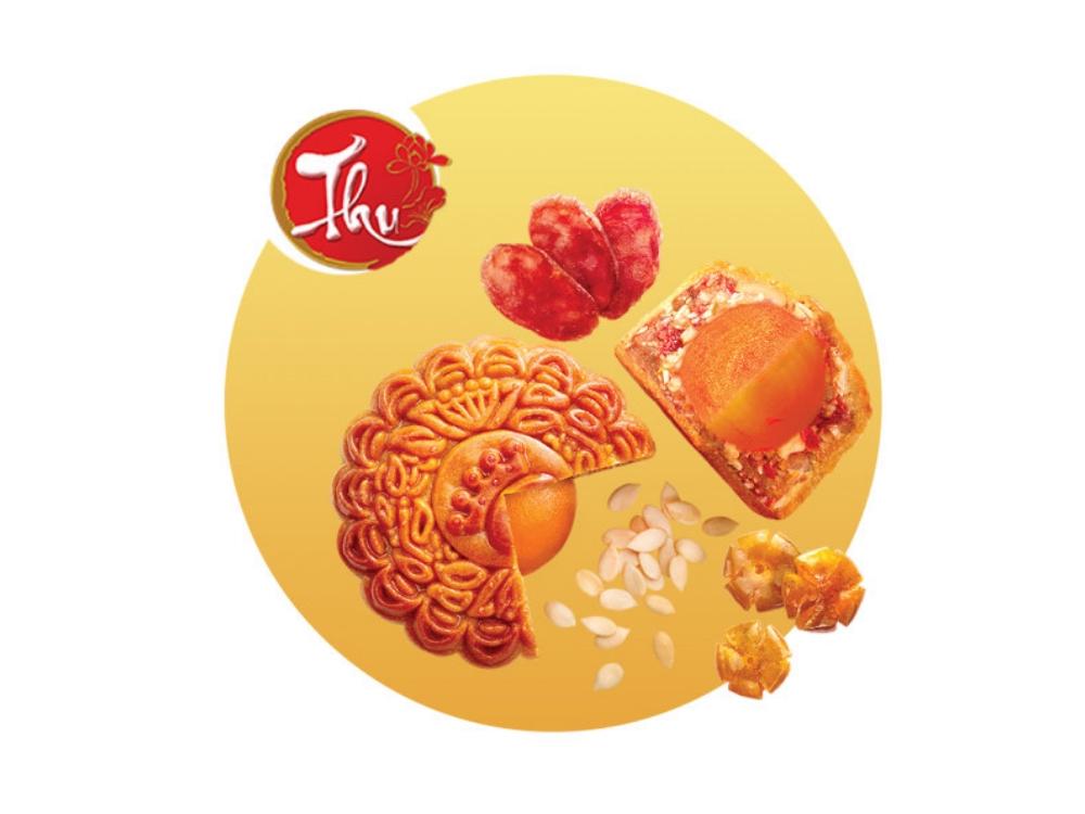 Bánh nướng Thập cẩm lạp xưởng 1 trứng 150g * Kinh Đô (41)