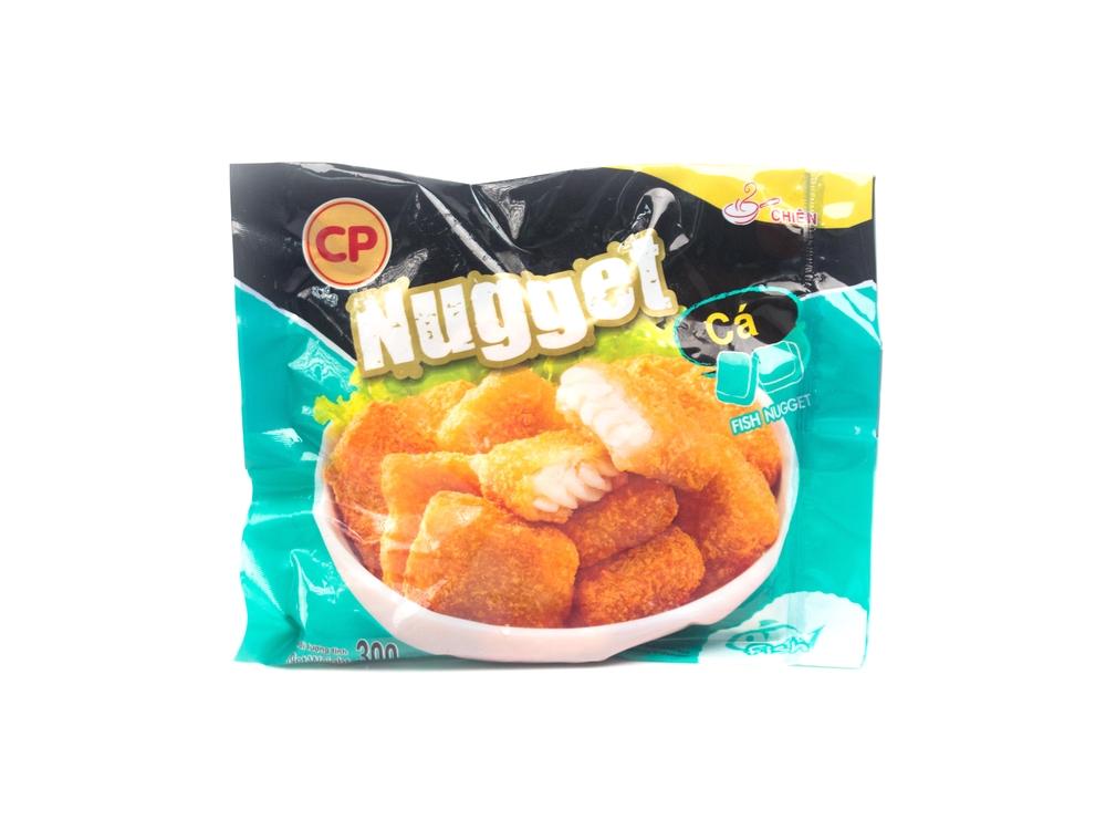 Cá Miếng Tẩm Bột Nugget CP 300gr