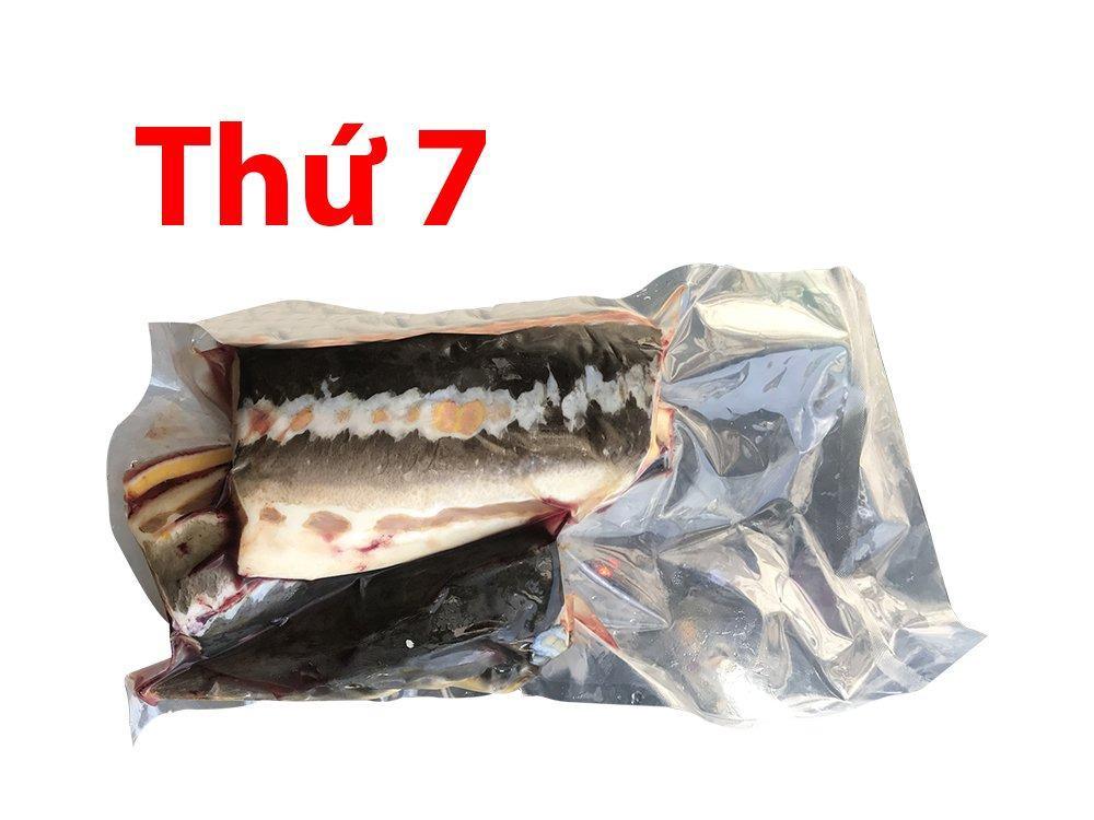 Cá Tầm Sapa tươi nguyên con (cắt khúc hộ)