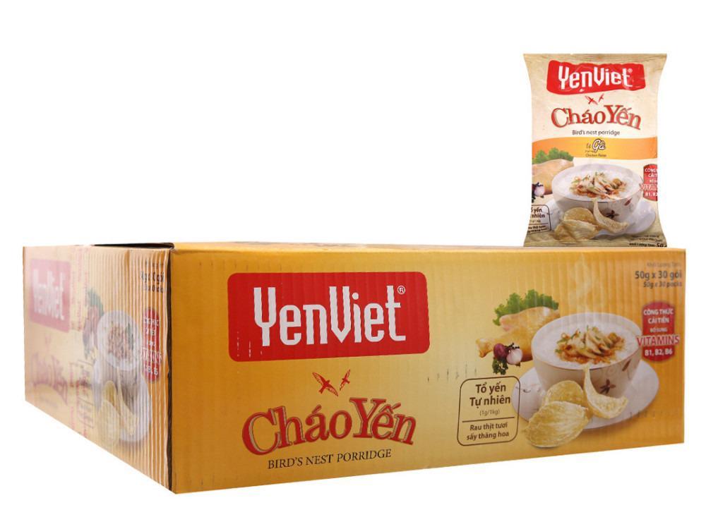 Cháo yến dinh dưỡng YenViet -Vị Gà