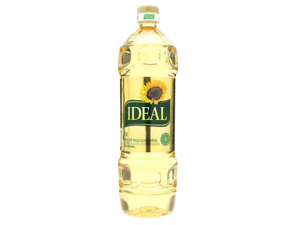 Dầu Hướng Dương Ideal Premium 1L