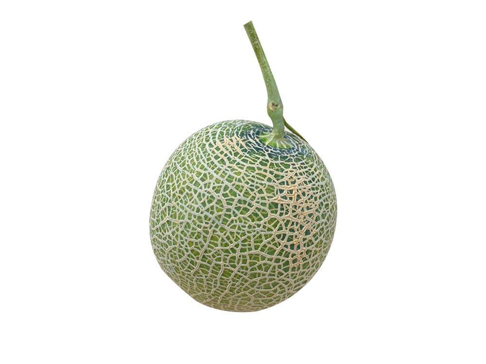 Dưa lưới Taki ( vỏ xanh, ruột vàng) từ 1,5kg - 1,7kg/quả