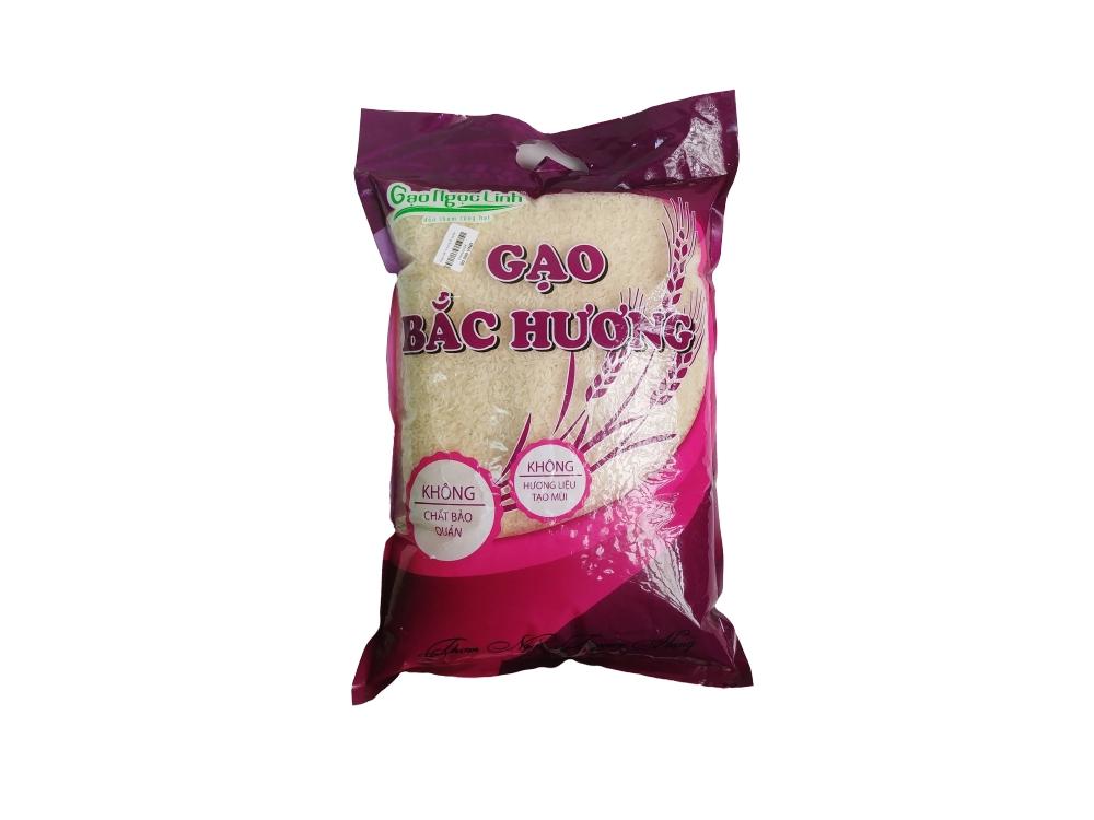 Gạo Bắc Hương 5kg
