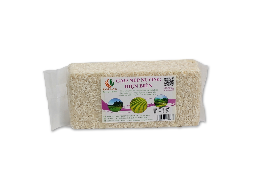 Gạo Nếp Nương Điện Biên 1kg
