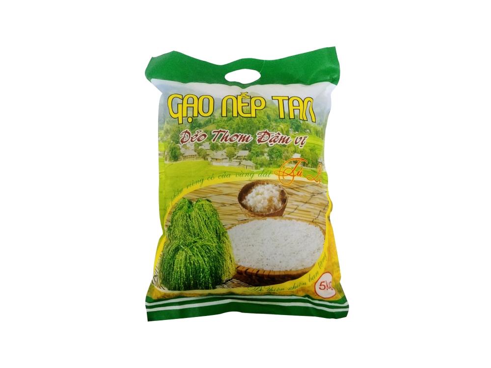 Gạo nếp Tú Lệ 5kg