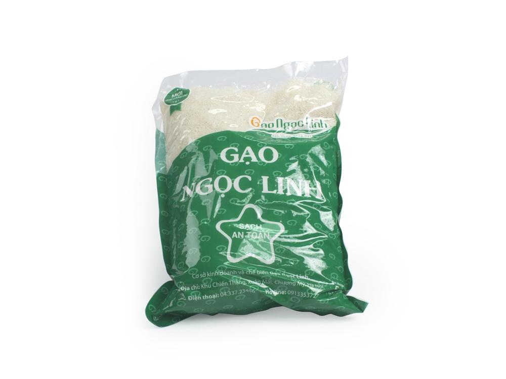 Gạo Ngọc Linh 5kg