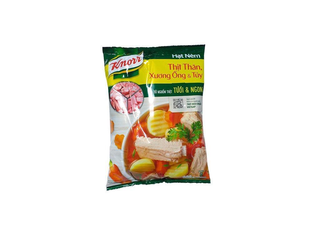 Hạt Nêm Knorr Thịt Thăn Xương Ống & Tủy