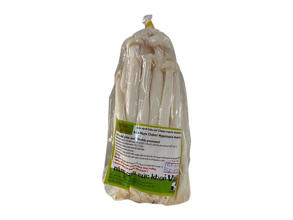 Nấm ngọc châm trắng 200g * Nấm Việt Nam