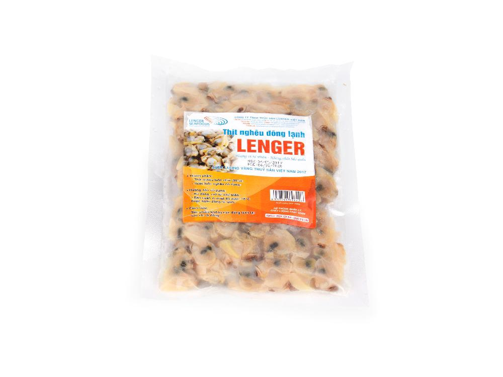 Nghêu Thịt Lenger 200g
