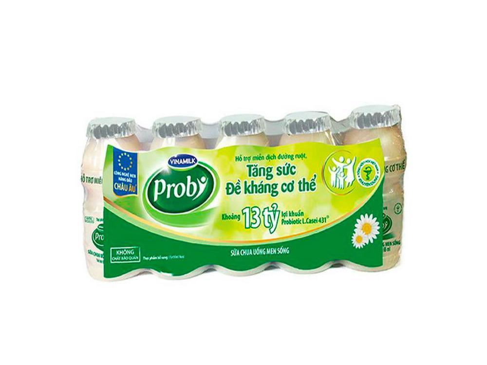 Sữa Chua Uống Có Đường Probi 65ml