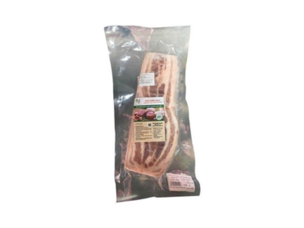Thịt Ba Chỉ Nga Nhập Khẩu 500gr