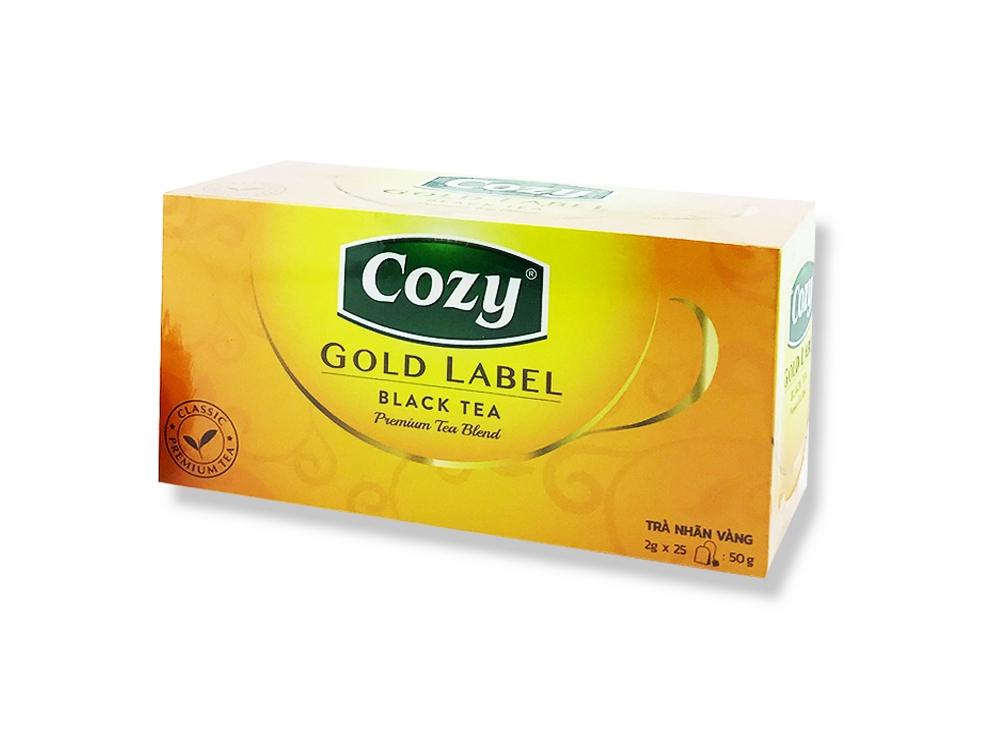 Trà Cozy Nhãn Vàng 50 gr