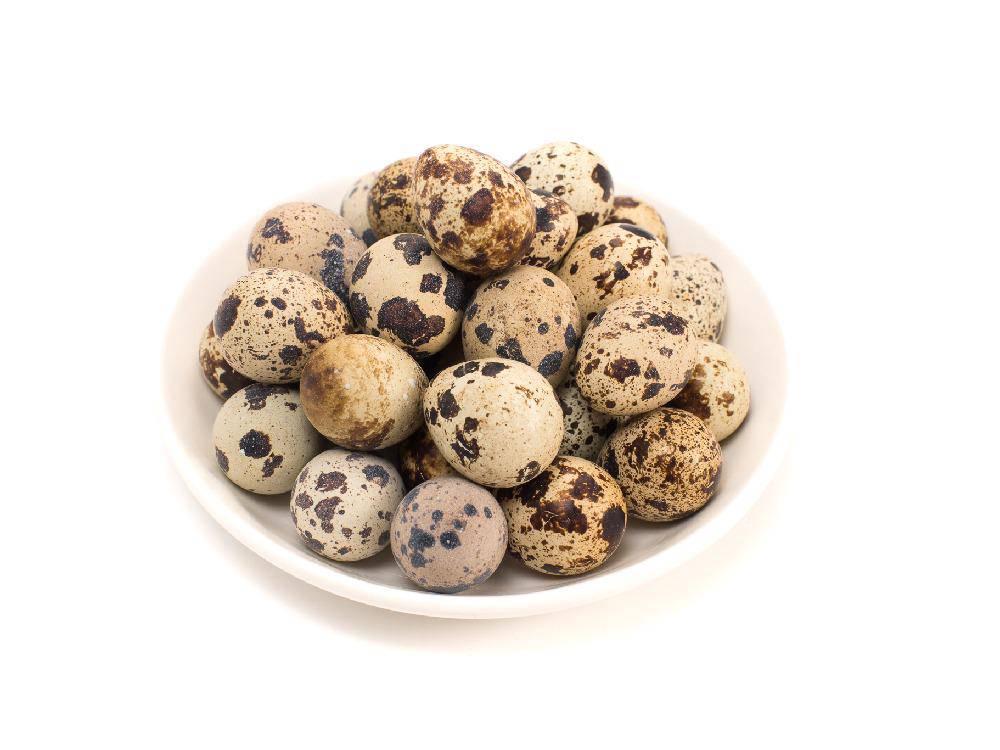 Trứng Cút Ba Huân