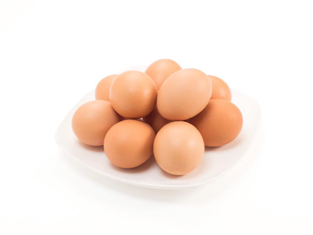 Trứng Gà Công Nghiệp Ba Huân