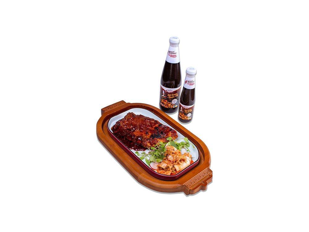 Xốt nướng vị Thuần Việt Chef Hải 320g